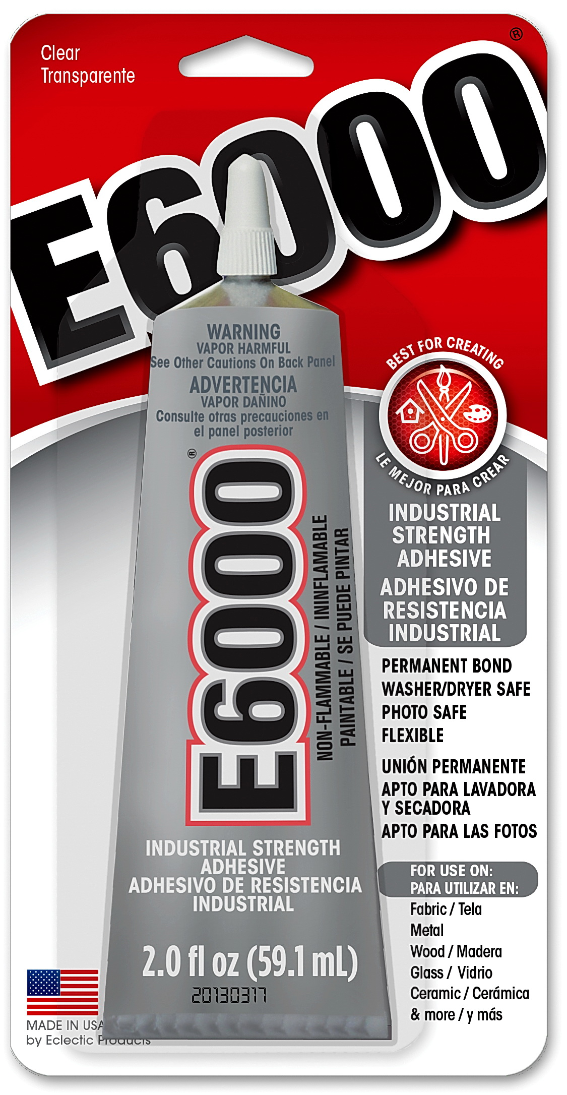 e6000 craft 2.0 oz. 1